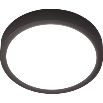 Nino-Leuchten PUCCY Lámpara de Techo LED Negro, 1 luz
