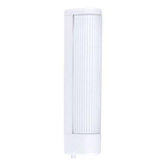 Eglo BARI 1 Lámpara de espejos Blanca, 2 luces