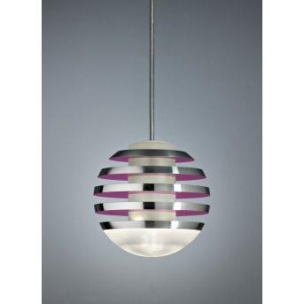 Tecnolumen Bulo Lámpara colgante LED Lila, 1 luz