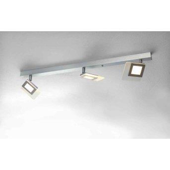 Bopp LINE Lámpara de techo LED Aluminio, 3 luces