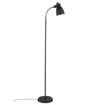 Nordlux ADRIAN Lámpara de Pie Negro, 1 luz