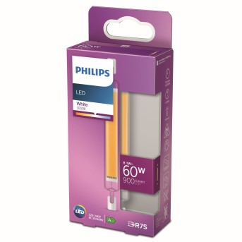Philips LED R7S 6,5 Watt 3000 Kelvin 806 Lumen