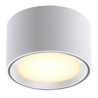 Nordlux FALLON Lámpara de Techo Blanca, 1 luz