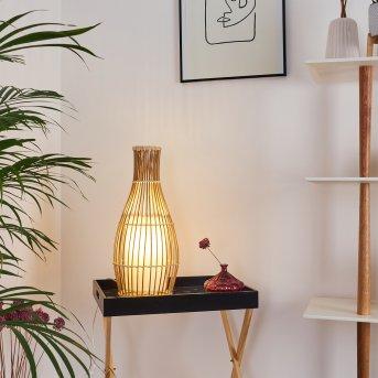 Saranda Lámpara de Pie Marrón, 1 luz
