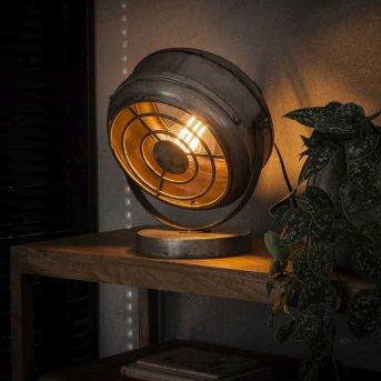WITMARSUM Lámpara de mesa Plata, 1 luz