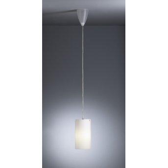 Tecnolumen HLWS 4 Lámpara colgante Níquel-mate, 1 luz