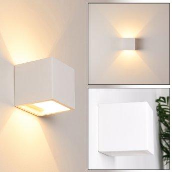 Braslo Aplique Blanca, 1 luz