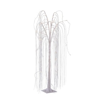 Leuchten-Direkt WILLOW Decoracion LED para arboles Blanca, 100 luces