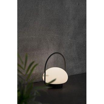 Nordlux SPONGE Lámpara de mesa LED Antracita, 1 luz