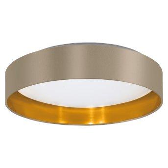 Eglo MASERLO Lámpara de Techo LED Blanca, 1 luz