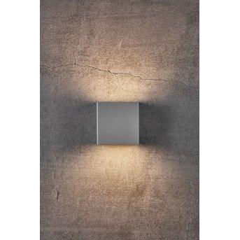 Nordlux TURN Aplique para exterior LED Gris, 1 luz
