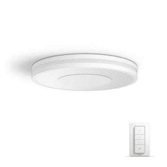 Philips Hue Ambiance White Being Lámpara de Techo LED Blanca, 1 luz, Mando a distancia
