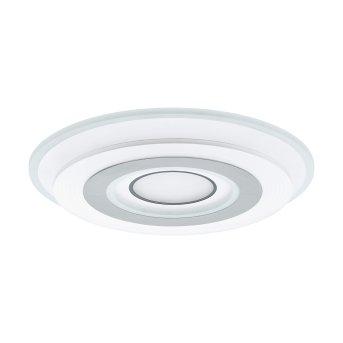 Eglo REDUCTA Lámpara de Techo LED Blanca, 1 luz