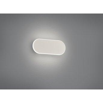 Trio Carlo Aplique LED Blanca, 1 luz