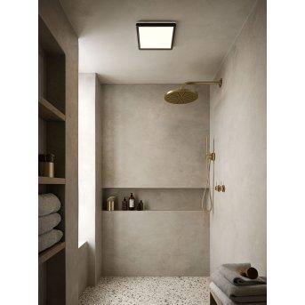 Nordlux OJA Lámpara de Techo LED Negro, 1 luz