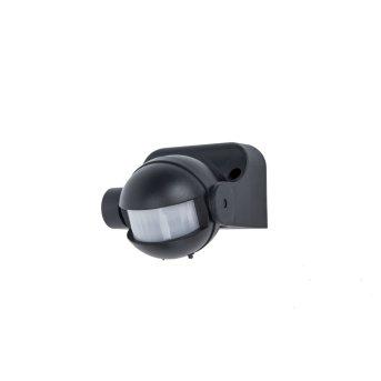 LUTEC SPHERE Detector de movimiento Antracita, Sensor de movimiento