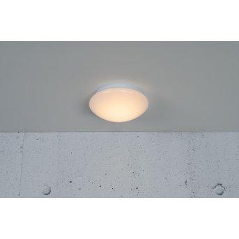 Nordlux MONTONE Lámpara de Techo LED Blanca, 1 luz