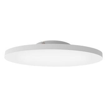 Eglo TURCONA Lámpara de Techo LED Blanca, 1 luz, Cambia de color