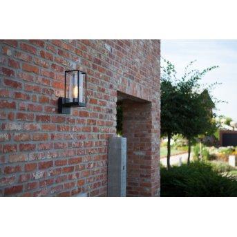 Lutec Flair Aplique para exterior Antracita, 1 luz