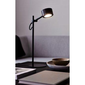 Nordlux CLYDE Lámpara de mesa LED Negro, 1 luz