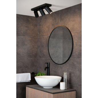 Lucide TAYLOR Lámpara de Techo LED Negro, 3 luces
