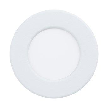 Eglo FUEVA Lámpara empotrable LED Blanca, 1 luz