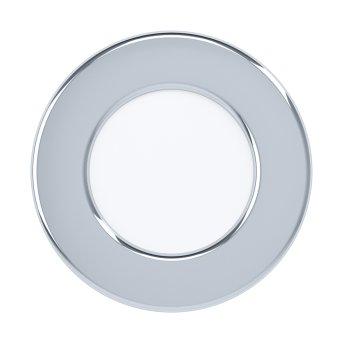 Eglo FUEVA Lámpara empotrable LED Cromo, 1 luz