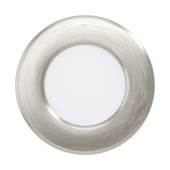 Eglo FUEVA Lámpara empotrable LED Níquel-mate, 1 luz