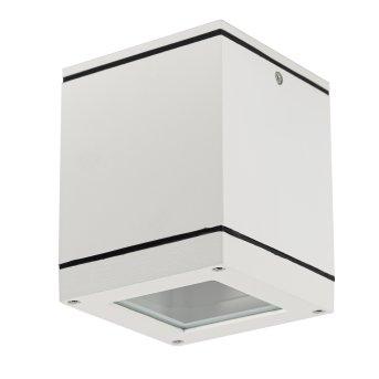 KS Verlichting Sigma Lámpara de techo para exterior Blanca, 1 luz