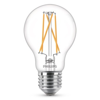 Philips  LED E27 40 Watt 2700-2200 Kelvin 470 Lumen