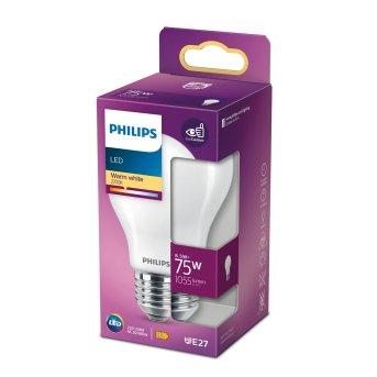 Philips  LED E27 75 Watt 2700 Kelvin 1055 Lumen