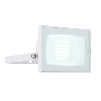 Globo HELGA Foco proyector jardin LED Blanca, 1 luz