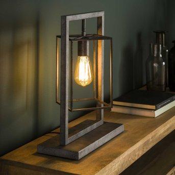 Marcon Lámpara de mesa Plata, 1 luz
