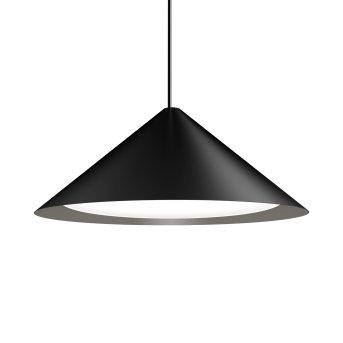 Louis Poulsen Keglen Lámpara Colgante LED Negro, 1 luz