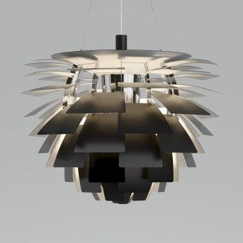 Louis Poulsen PH Artichoke Lámpara Colgante LED Acero inoxidable, 1 luz
