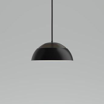 Louis Poulsen AJRoyal Lámpara Colgante LED Negro, 1 luz