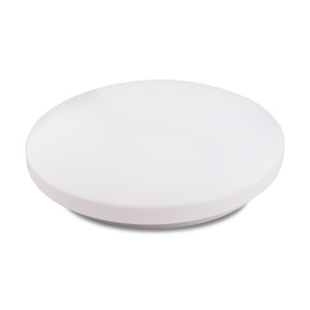 Mantra ZERO SMART Lámpara de Techo LED Blanca, 1 luz, Mando a distancia