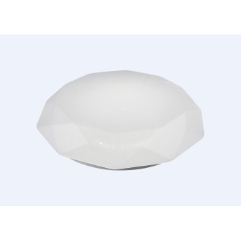 Mantra DIAMANTE SMART Lámpara de Techo LED Blanca, 1 luz, Mando a distancia