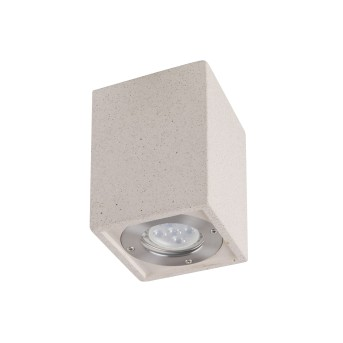 Mantra LEVI Lámpara de techo para exterior Blanca, 1 luz