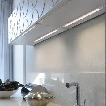 Paul Neuhaus AMON Lámpara para armarios LED Plata, 1 luz, Sensor de movimiento
