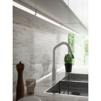 Nordlux Latona Lámpara para armarios LED Blanca, 1 luz