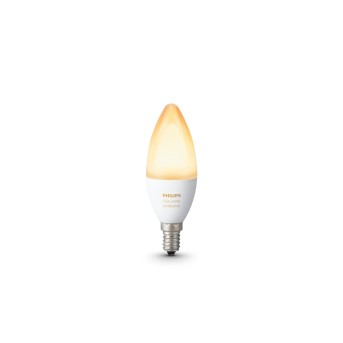 Philips Hue LED Ambiance White E14 6 Watt 6500 Kelvin 470 Lumen