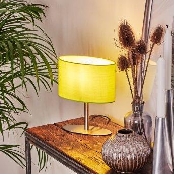 Mavulu Lámpara de mesa Níquel-mate, 1 luz