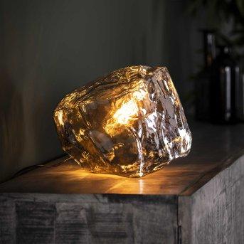 Marore Lámpara de mesa Plata, 1 luz