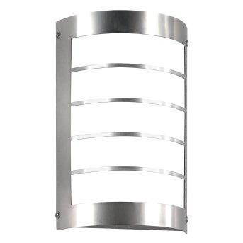 CMD AQUA MARCO Aplique para exterior LED Acero inoxidable, 1 luz, Sensor de movimiento