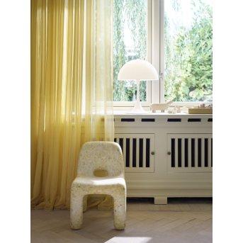 Louis Poulsen Panthella320 Lámpara de mesa Blanca, 1 luz