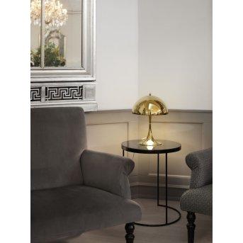 Louis Poulsen Panthella320 Lámpara de mesa Latón, 1 luz