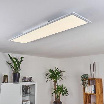 Pau Panel LED Blanca, 1 luz