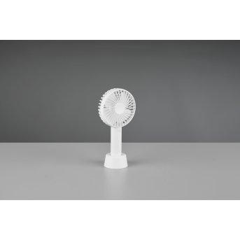 Reality Windy Ventilador de mesa Blanca