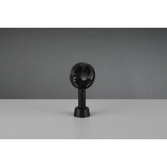 Reality Windy Ventilador de mesa Negro